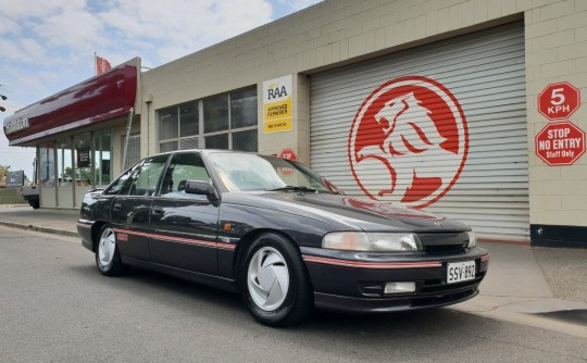 1992 Holden VP SS commodore