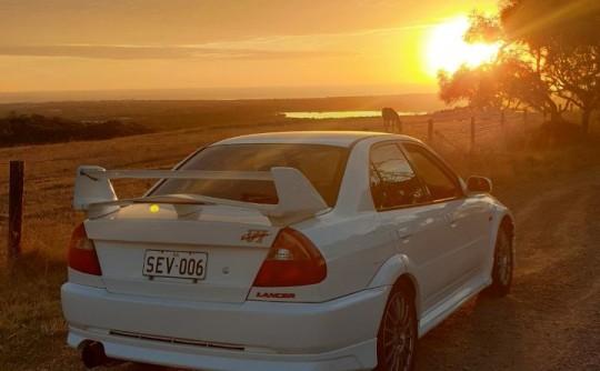 1999 Mitsubishi LANCER EVOLUTION VI
