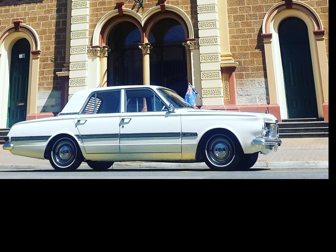 1965 Chrysler VALIANT