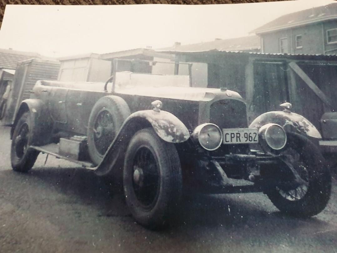 1924 Vauxhall 23/60
