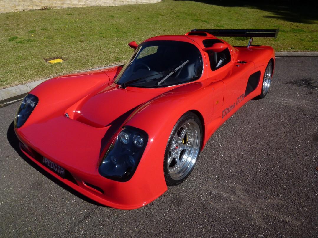 2011 Ultima GTR