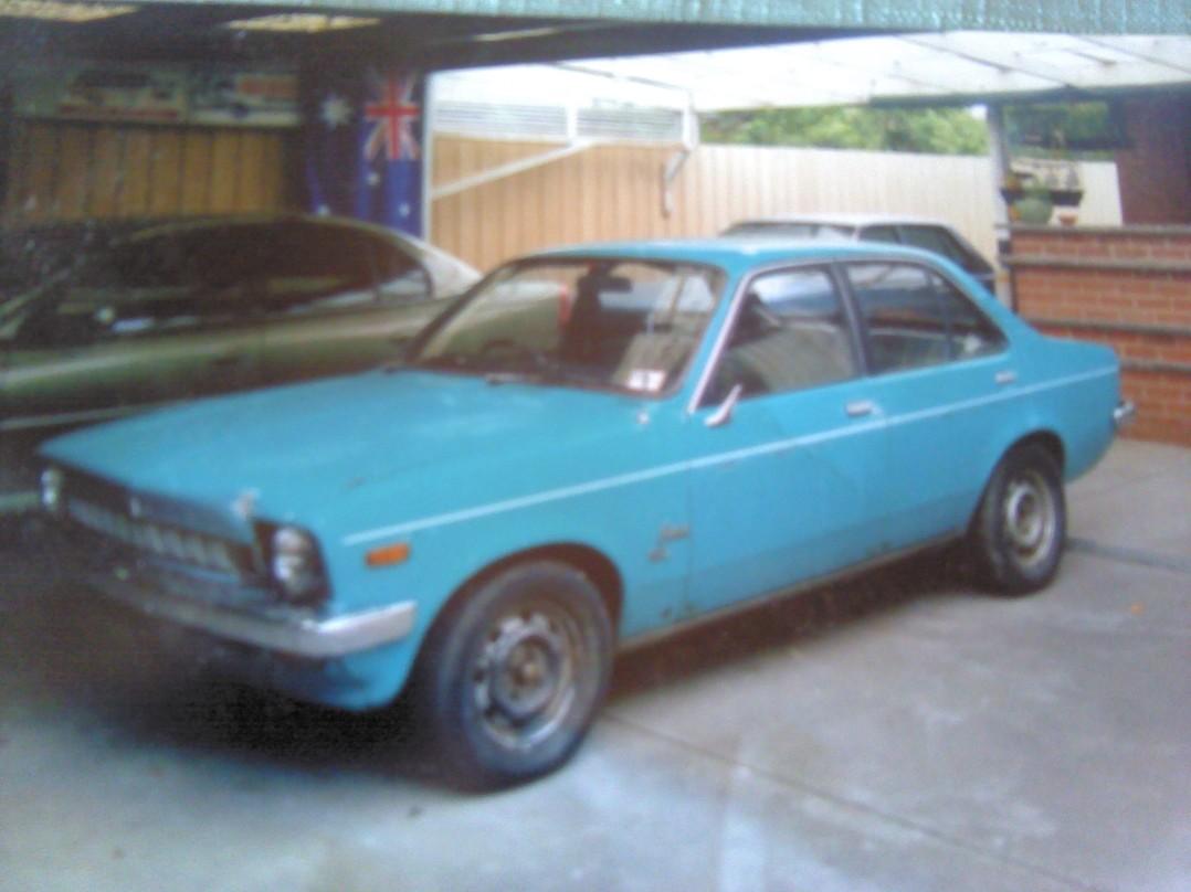 1977 Holden GEMINI SL