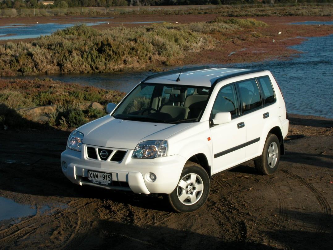 2003 Nissan X-TRAIL ST