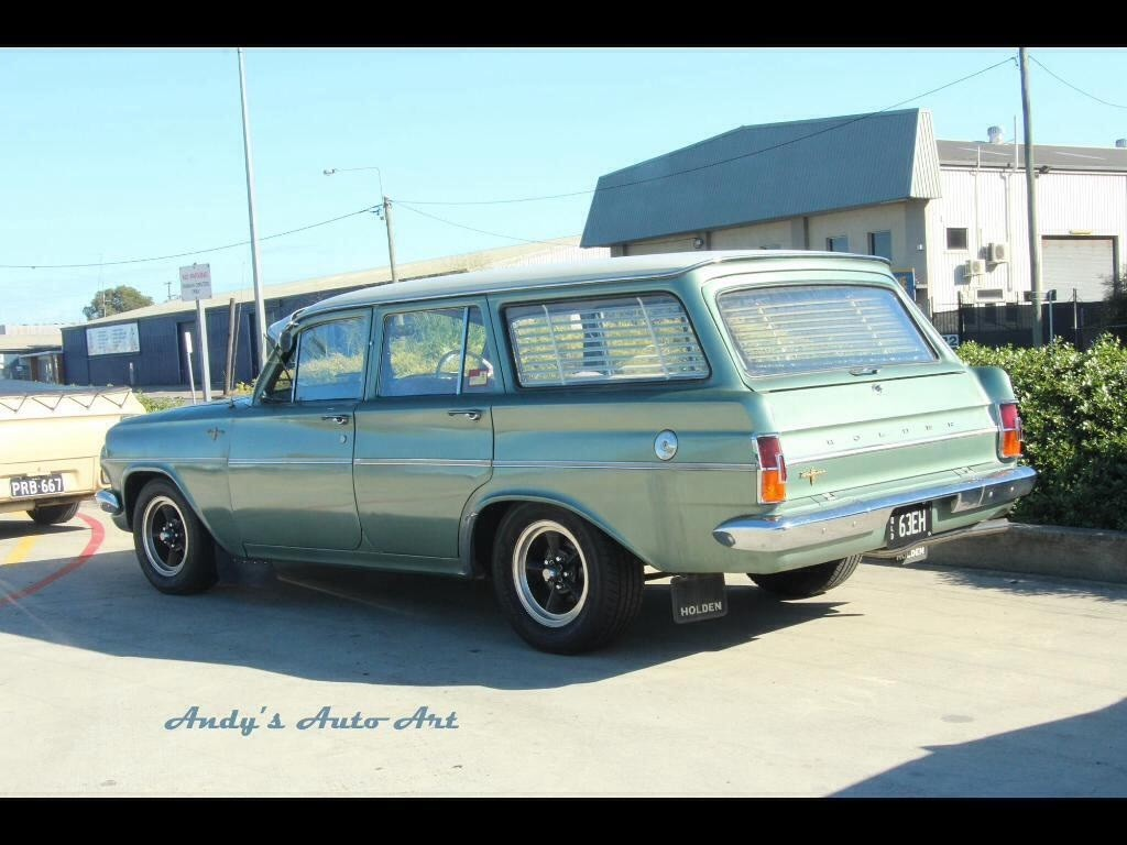1963 Holden Eh