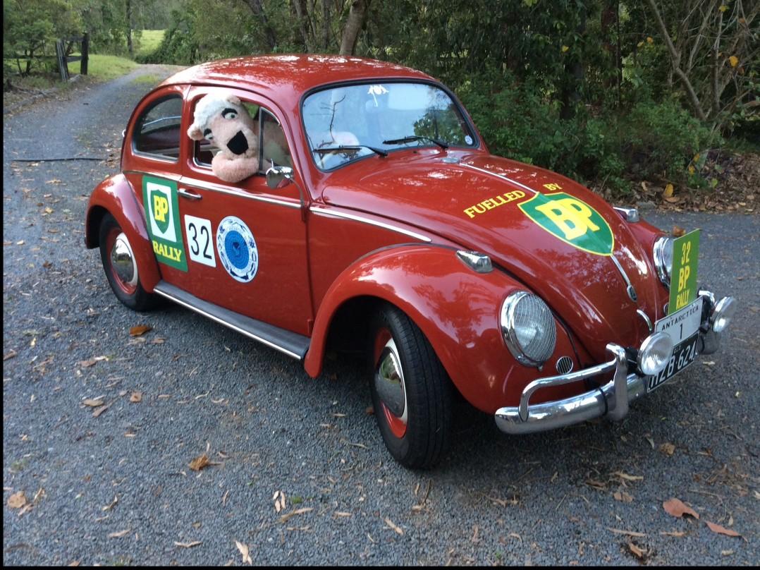 1962 Volkswagen BEETLE 1.6