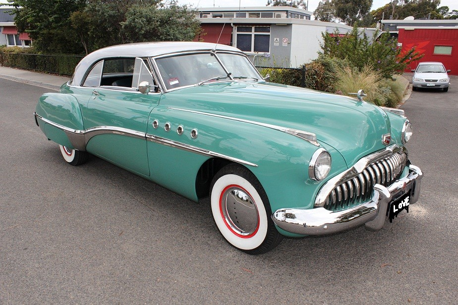 1949 Buick RIVIERA ROADMASTER