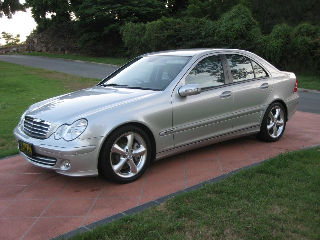 2005 Mercedes-Benz C200 CLASSIC