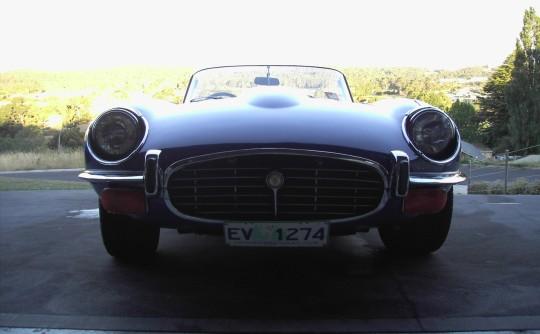 1973 Jaguar E TYPE 5.3