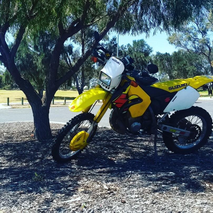 1997 Suzuki 249cc RMX250S