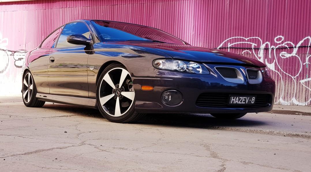 2003 Holden Monaro CV8