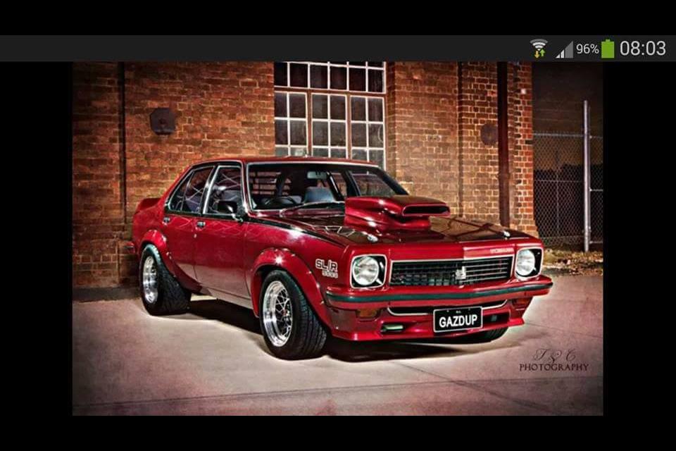 1974 Holden Torana SLR 5000