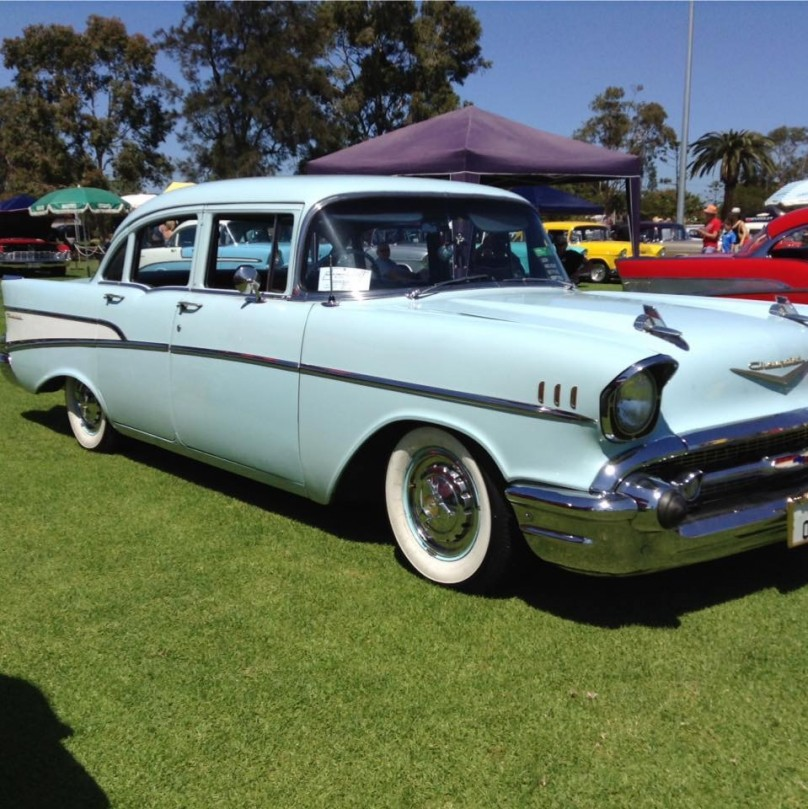 1957 Chevrolet Two ten