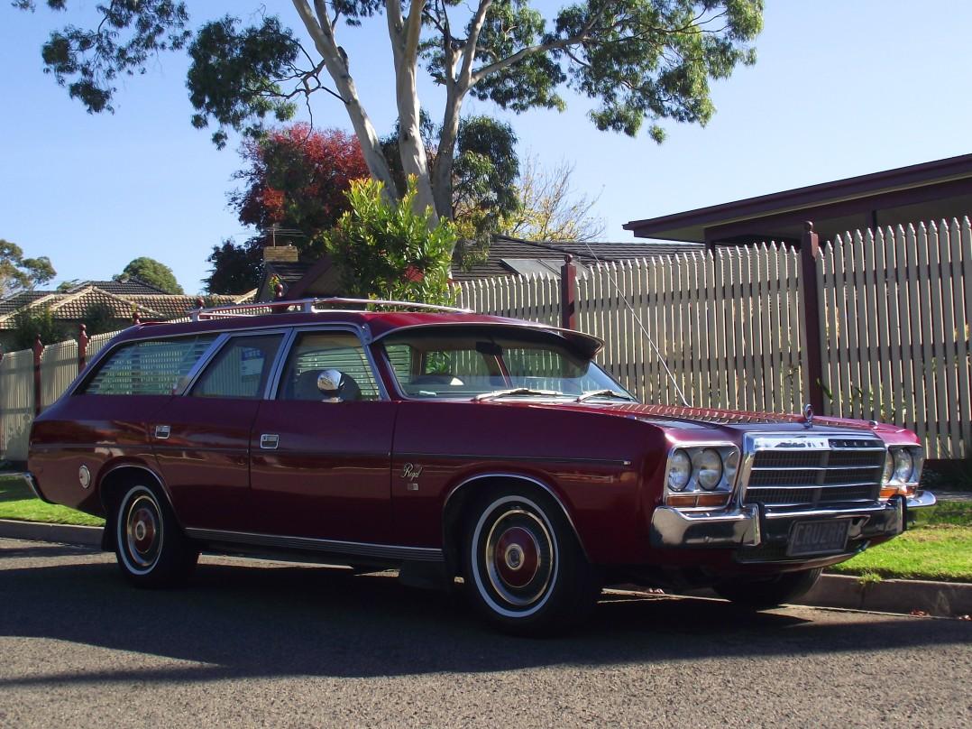 1978 Chrysler Valiant