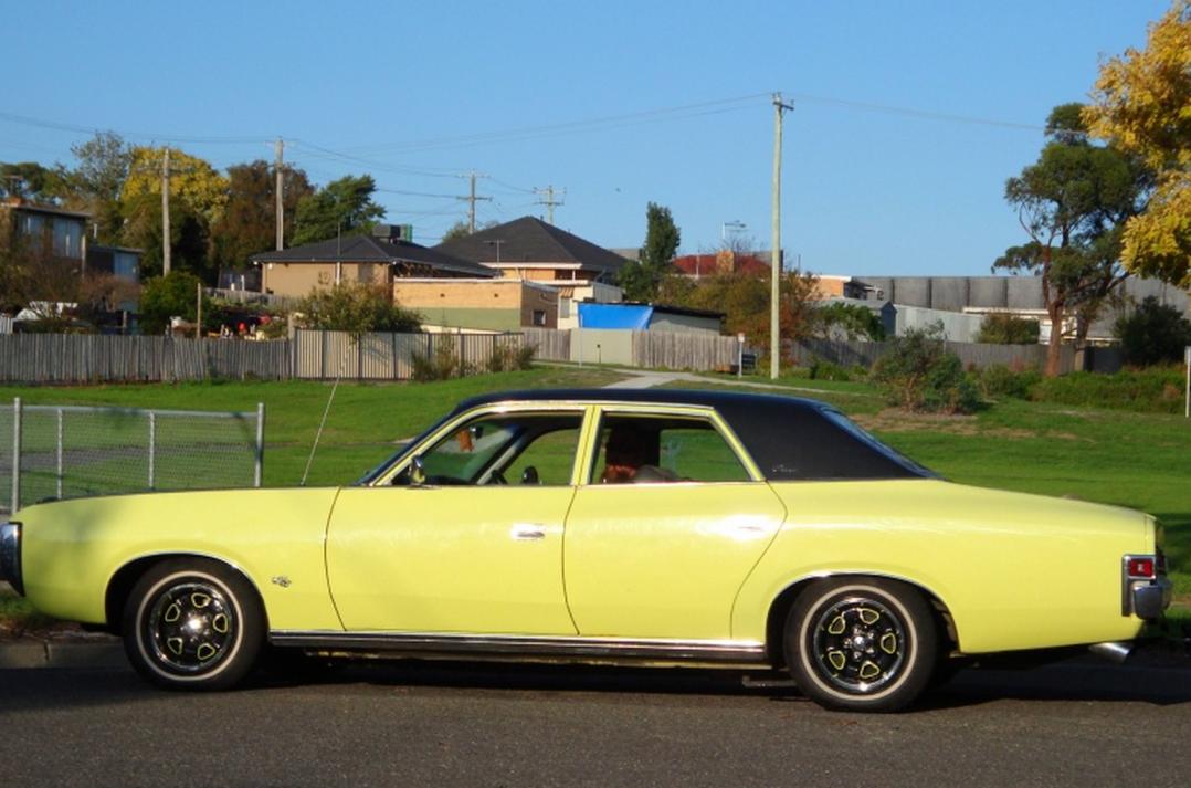 1972 Chrysler by Chrysler