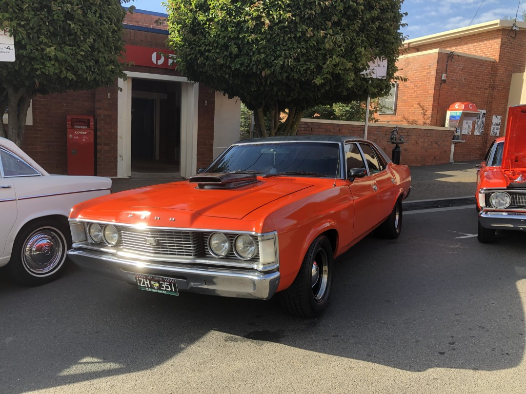 1977 Ford ZH Fairlane