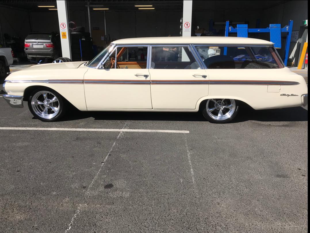 1962 Ford Country Sedan