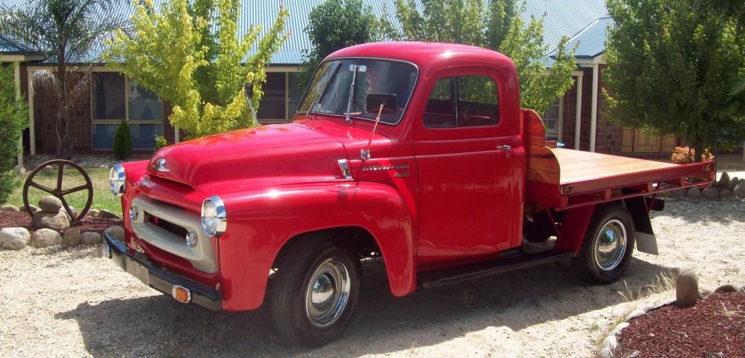 1956 International Harvester AS110