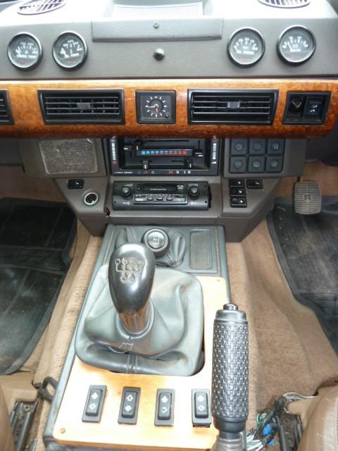 1993 Range Rover Vogue LSE rare LWB 300TDi Diesel manual - Shannons Club