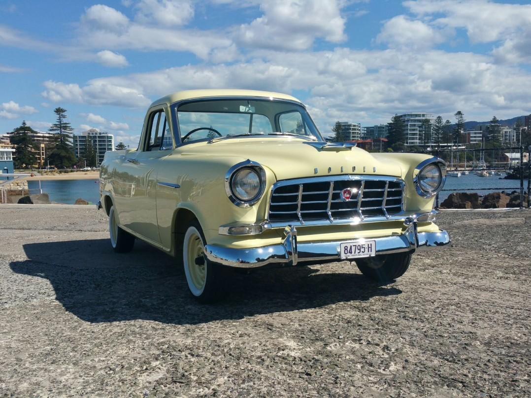 1958 Holden Fc