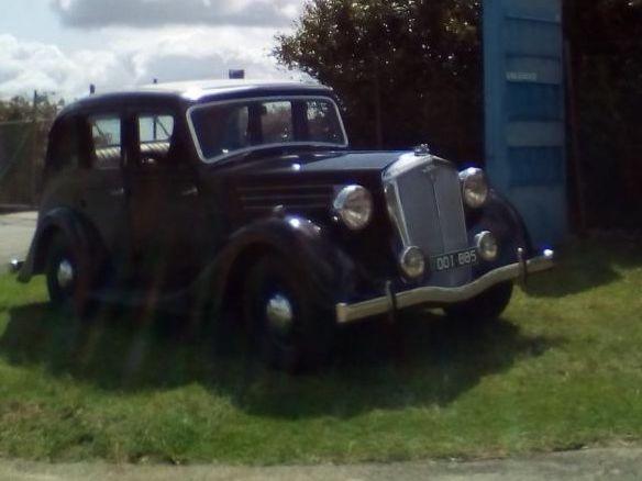 1948 Wolseley 18/75