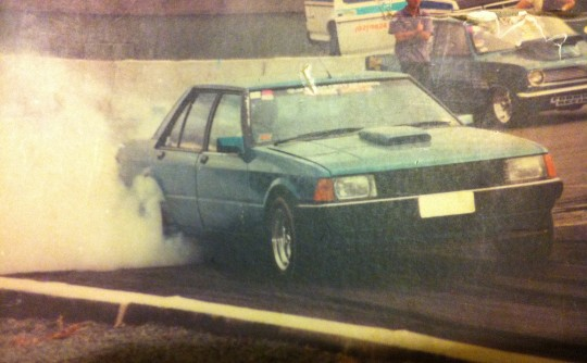 1979 Ford Falcon XD S Pac