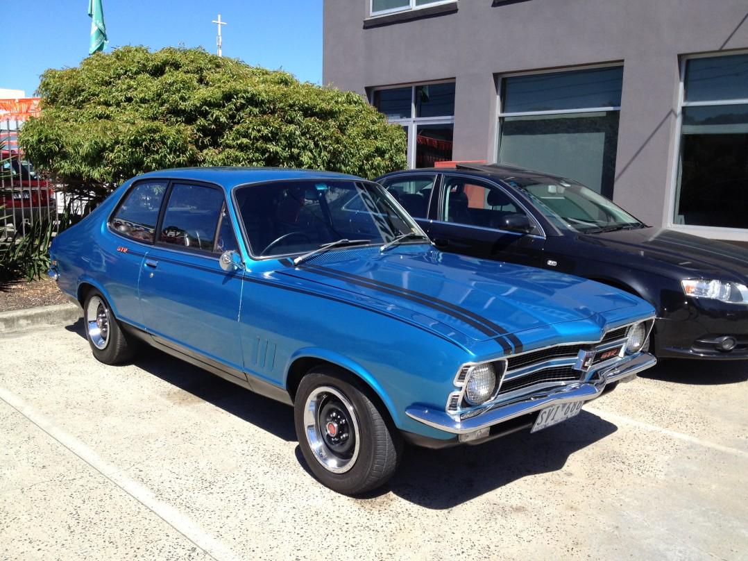 1971 Holden LC TORANA GTR