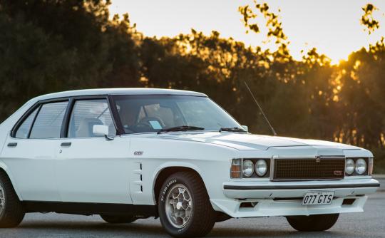 1977 Holden HZ GTS