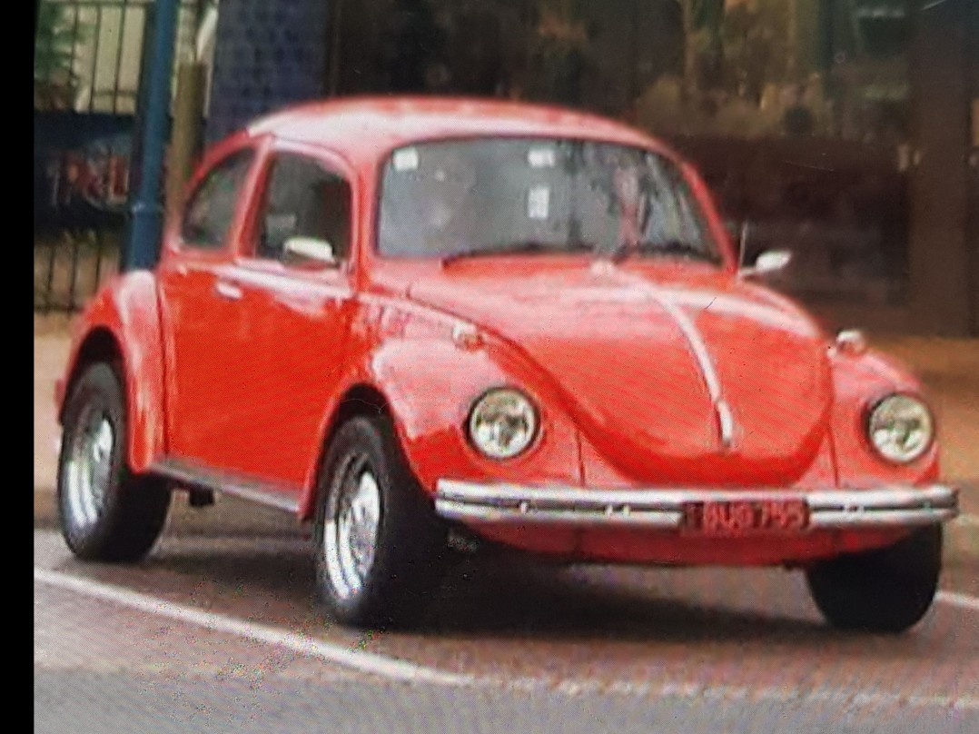 1975 Volkswagen 1600 SUPER BUG S