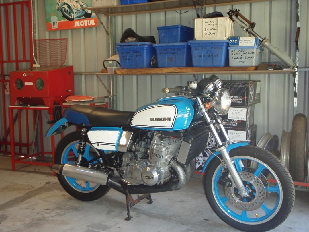 1976 Suzuki gt750