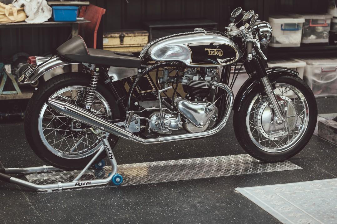 1956 Triumph Triton