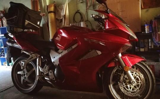 2007 Honda 782cc VFR800F (VFR800Fi)