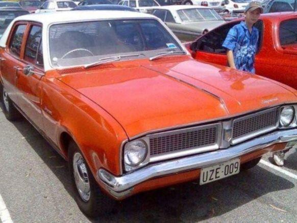 1969 Holden HG Kingswood