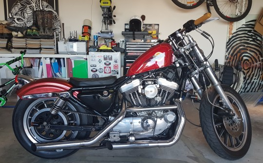 1996 Harley-Davidson 1199cc XL1200S SPORTSTER SPORT