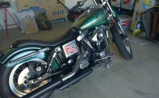 1998 Harley-Davidson 1340cc FXDL DYNA LOW RIDER