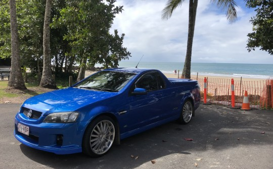 2008 ve ss holden commodore