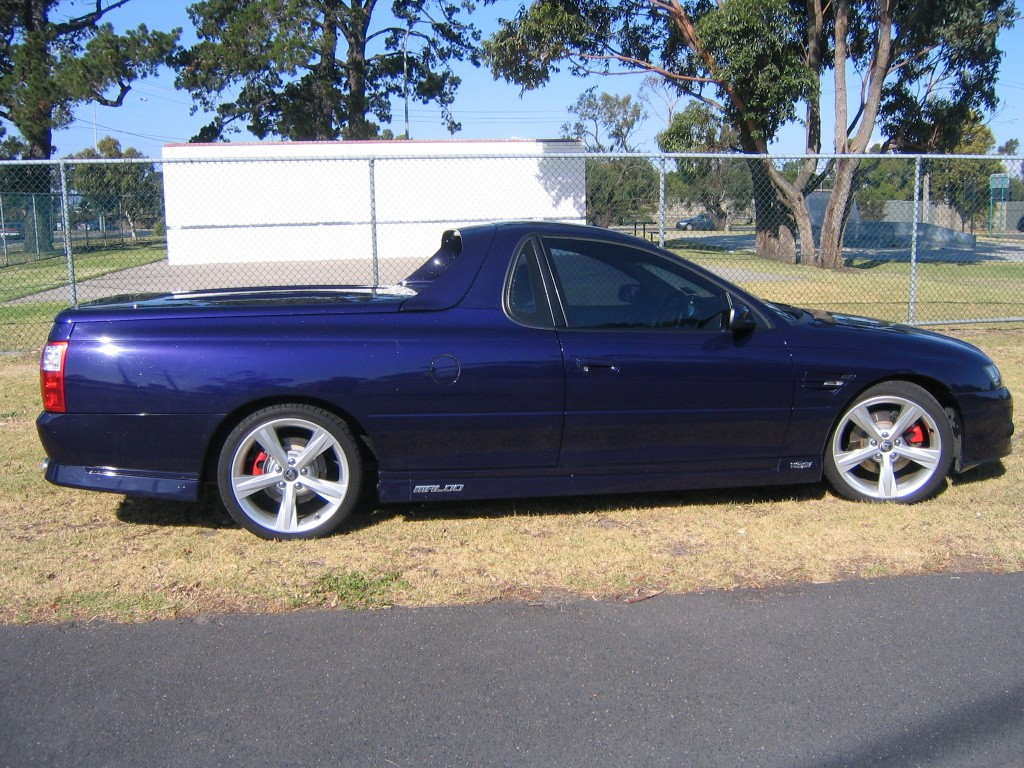 2005 Holden Special Vehicles MALOO