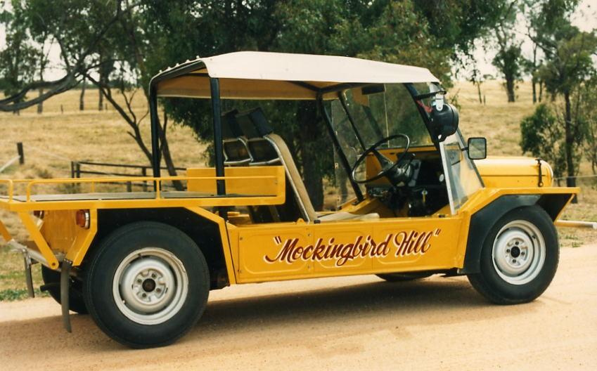 1972 Leyland MOKE OPEN VEHICLE