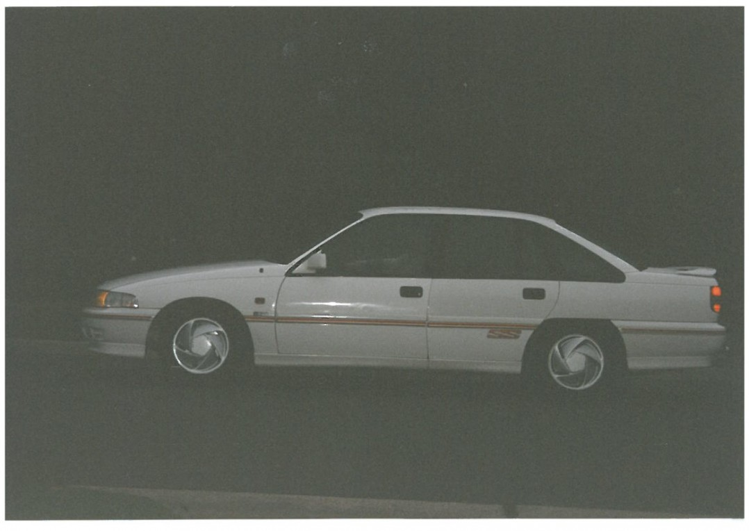 1992 Holden COMMODORE SS