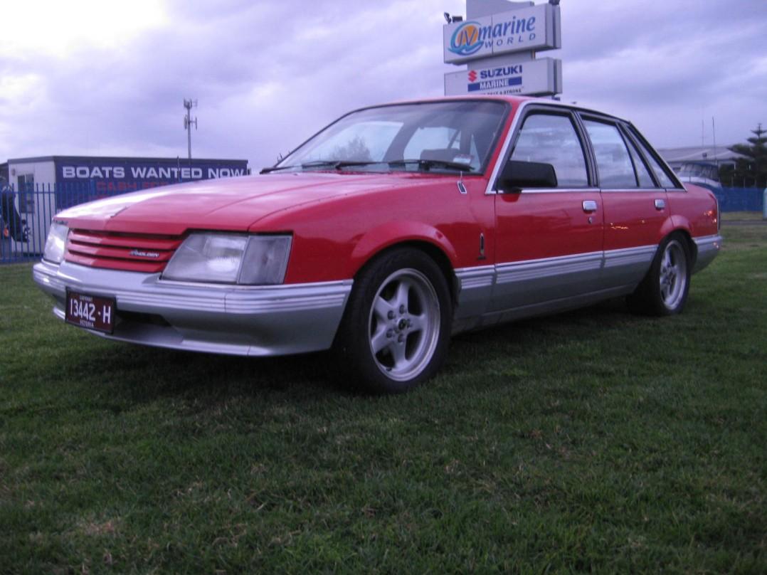 1985 Holden CALAIS