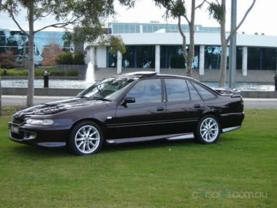 1996 Holden Special Vehicles SENATOR 185i