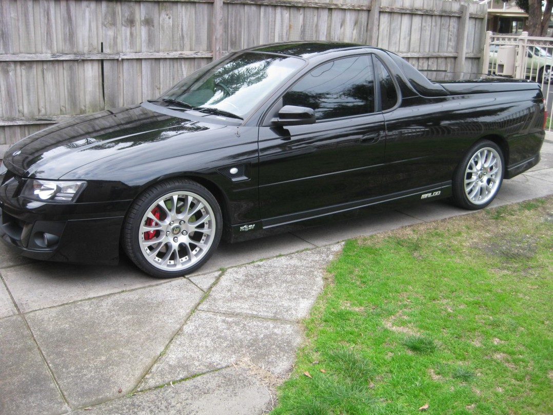 2006 Holden Special Vehicles VZ Maloo R8 Series 2