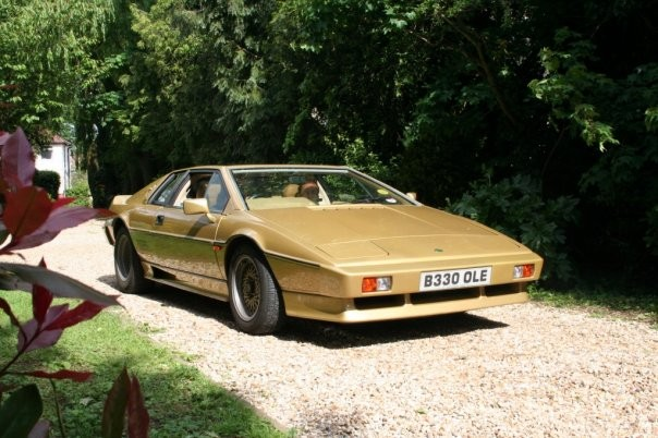 1985 Lotus Turbo Esprit