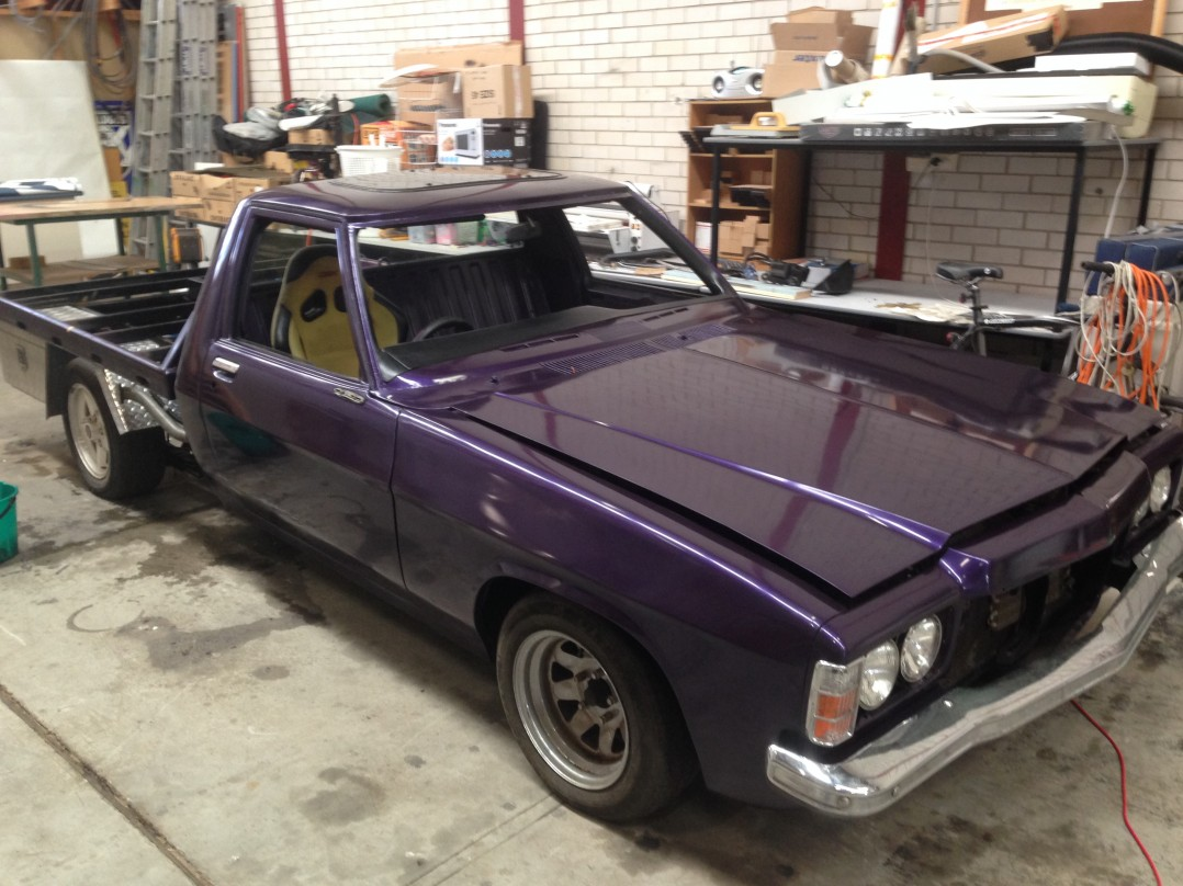 1977 Holden hx one tonner