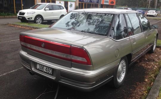 1999 Holden STATESMAN CAPRICE