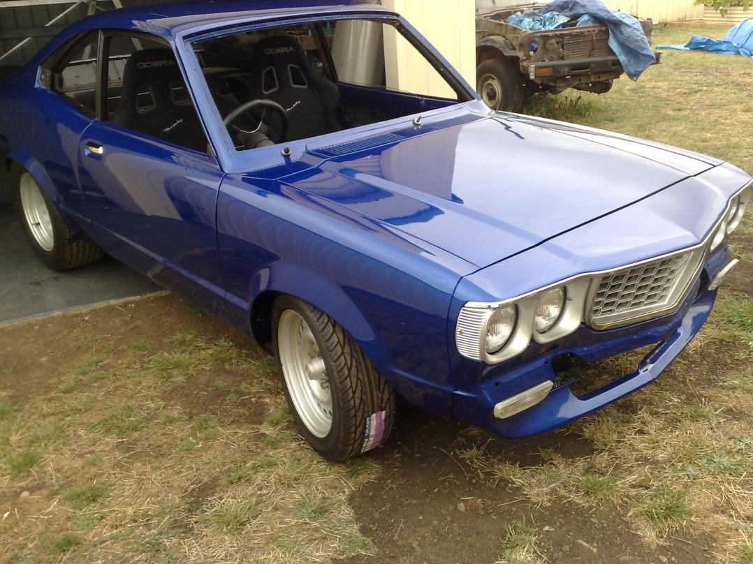1970 Mazda RX3