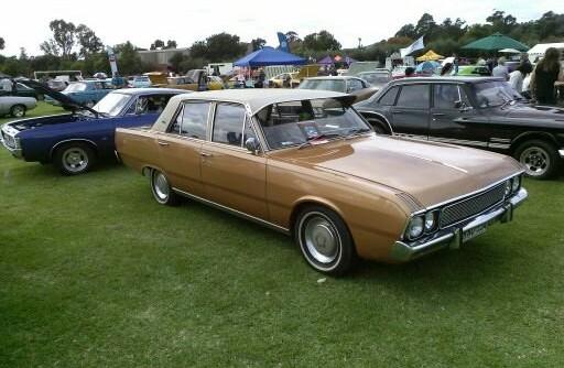 1970 Chrysler vg vip