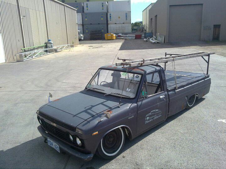 1969 Toyota HILUX