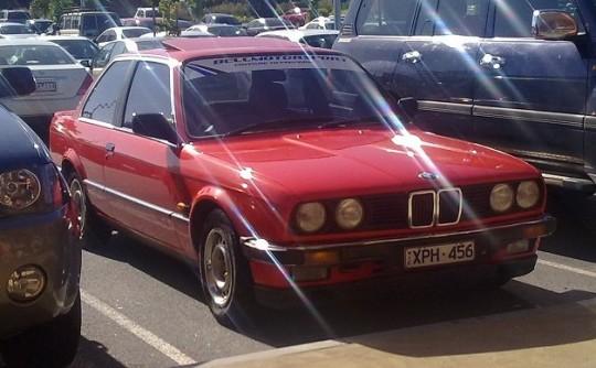 1987 BMW 323i