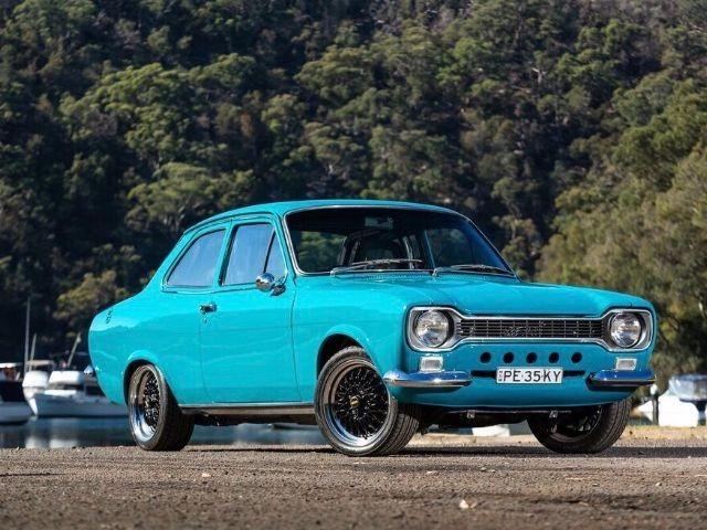 1973 Ford ESCORT