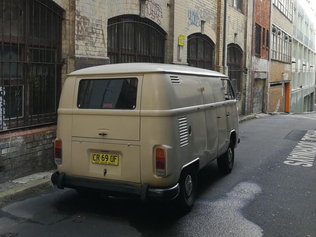 1988 Volkswagen KOMBI